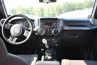 2011 Jeep Wrangler Unlimited Sport Naugatuck, Connecticut 11