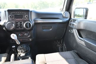 2011 Jeep Wrangler Unlimited Sport Naugatuck, Connecticut 12