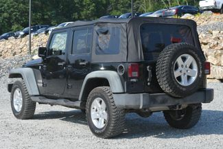 2011 Jeep Wrangler Unlimited Sport Naugatuck, Connecticut 2