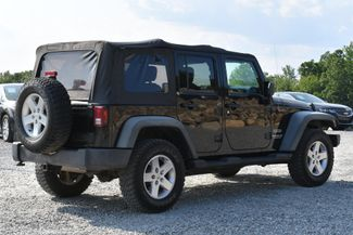 2011 Jeep Wrangler Unlimited Sport Naugatuck, Connecticut 4