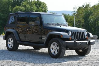 2011 Jeep Wrangler Unlimited Sport Naugatuck, Connecticut 6