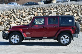 2011 Jeep Wrangler Unlimited Sahara Naugatuck, Connecticut 1