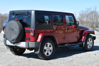 2011 Jeep Wrangler Unlimited Sahara Naugatuck, Connecticut 4