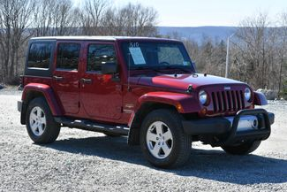 2011 Jeep Wrangler Unlimited Sahara Naugatuck, Connecticut 6