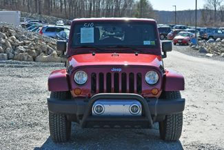 2011 Jeep Wrangler Unlimited Sahara Naugatuck, Connecticut 7