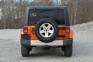 2011 Jeep Wrangler Unlimited Sahara Naugatuck, Connecticut 3
