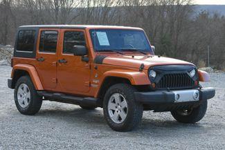 2011 Jeep Wrangler Unlimited Sahara Naugatuck, Connecticut 6