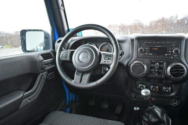 2011 Jeep Wrangler Unlimited Sport Naugatuck, Connecticut 17
