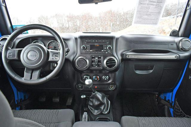2011 Jeep Wrangler Unlimited Sport Naugatuck, Connecticut 18