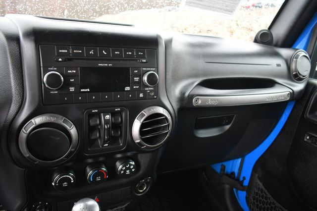 2011 Jeep Wrangler Unlimited Sport Naugatuck, Connecticut 23