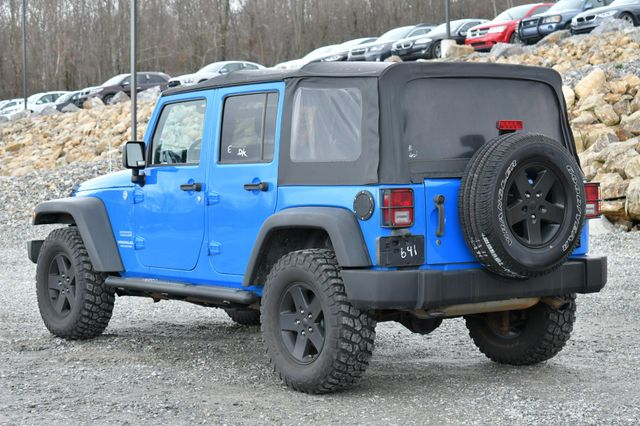 2011 Jeep Wrangler Unlimited Sport Naugatuck, Connecticut 4