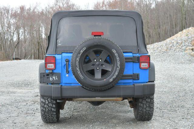 2011 Jeep Wrangler Unlimited Sport Naugatuck, Connecticut 5