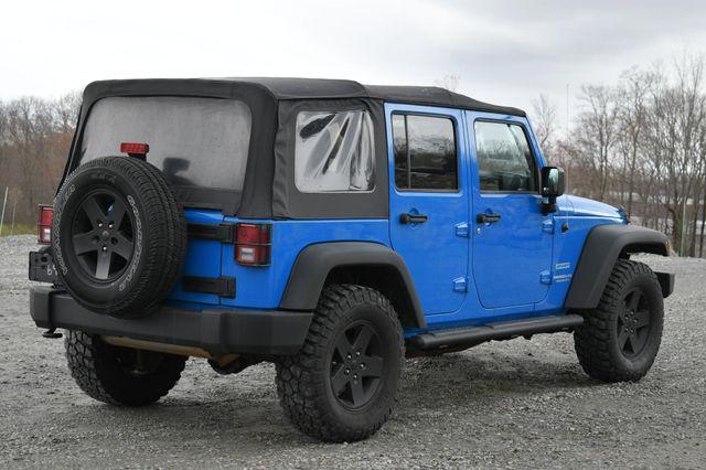 2011 Jeep Wrangler Unlimited Sport Naugatuck, Connecticut 6