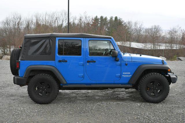 2011 Jeep Wrangler Unlimited Sport Naugatuck, Connecticut 7