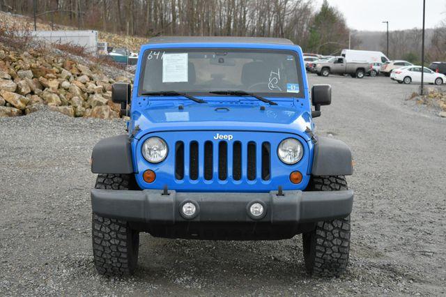 2011 Jeep Wrangler Unlimited Sport Naugatuck, Connecticut 9