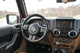 2011 Jeep Wrangler Unlimited Rubicon 4WD Naugatuck, Connecticut 12