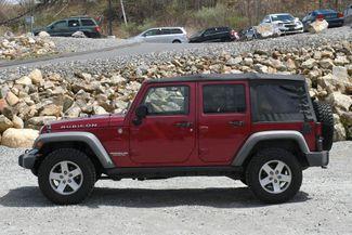 2011 Jeep Wrangler Unlimited Rubicon 4WD Naugatuck, Connecticut 3