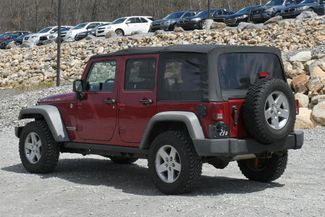 2011 Jeep Wrangler Unlimited Rubicon 4WD Naugatuck, Connecticut 4