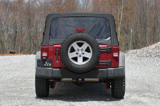2011 Jeep Wrangler Unlimited Rubicon 4WD Naugatuck, Connecticut 5