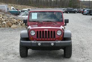 2011 Jeep Wrangler Unlimited Rubicon 4WD Naugatuck, Connecticut 9