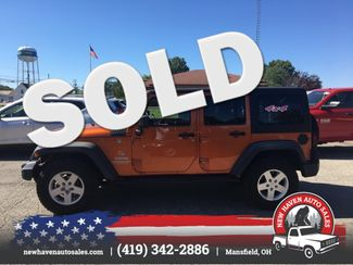 2011 Jeep Wrangler Unlimited Sport 4X4 in Mansfield, OH 44903