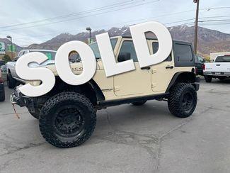 2011 Jeep Wrangler Unlimited in Orem Utah