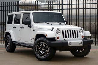 2011 Jeep Wrangler Unlimited Sahara* 4x4* Hard Top* Auto* Navi*   Plano, TX   Carrick's Autos in Plano TX