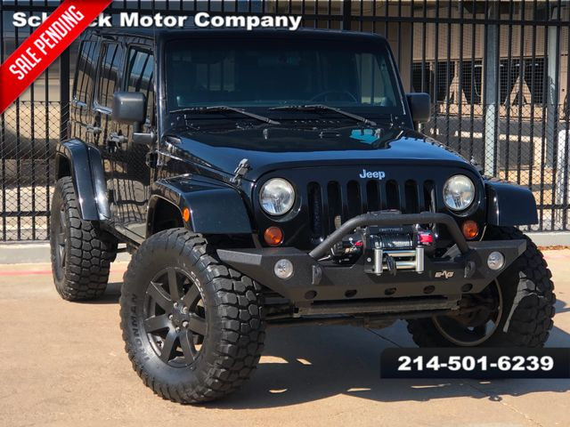 2011 Jeep Wrangler Unlimited 70th Anniversary in Plano, TX 75093