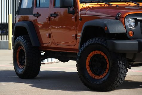 2011 Jeep Wrangler Unlimited Sport *Lifted*New tires*Finance Aval*   Plano, TX   Carrick's Autos in Plano, TX
