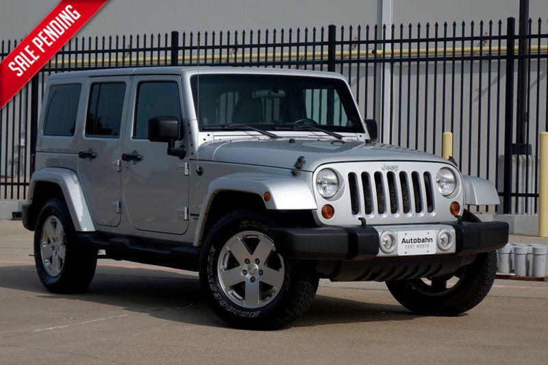 2011 Jeep Wrangler Unlimited Sahara*HARD TOP*NAV*AUTO*EZ FINANCE** | Plano, TX | Carrick's Autos in Plano TX