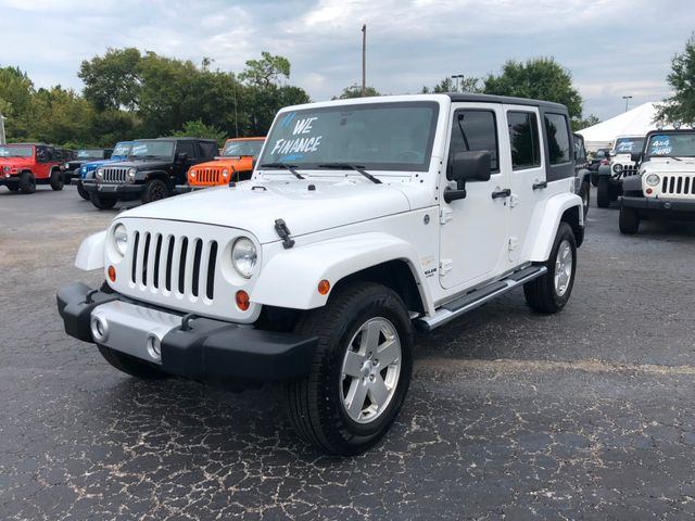 2011 Jeep Wrangler Unlimited Sahara Riverview, Florida