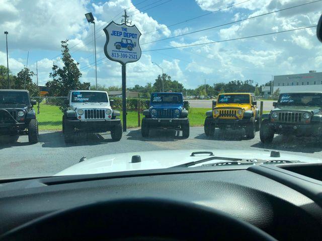 2011 Jeep Wrangler Unlimited Sport Riverview, Florida 6