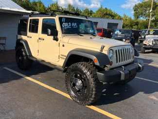2011 Jeep Wrangler Unlimited Sport Riverview, Florida 14
