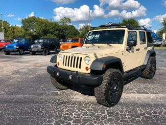 2011 Jeep Wrangler Unlimited Sport Riverview, Florida 1