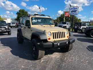2011 Jeep Wrangler Unlimited Sport Riverview, Florida 6