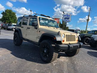 2011 Jeep Wrangler Unlimited Sport Riverview, Florida 7