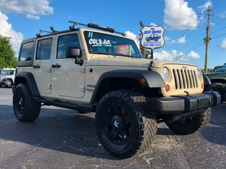2011 Jeep Wrangler Unlimited Sport Riverview, Florida 10