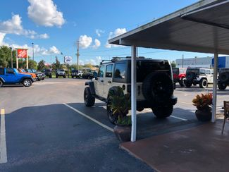 2011 Jeep Wrangler Unlimited Sport Riverview, Florida 13