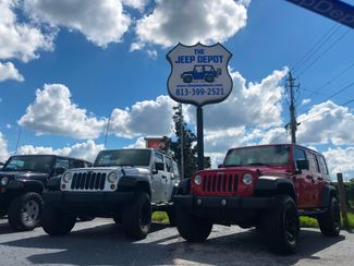 2011 Jeep Wrangler Unlimited Sport Riverview, Florida 9