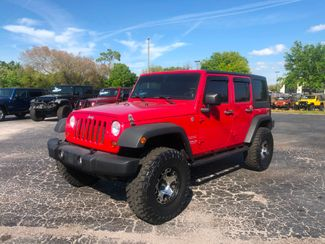 2011 Jeep Wrangler Unlimited Sport in Riverview, FL 33578