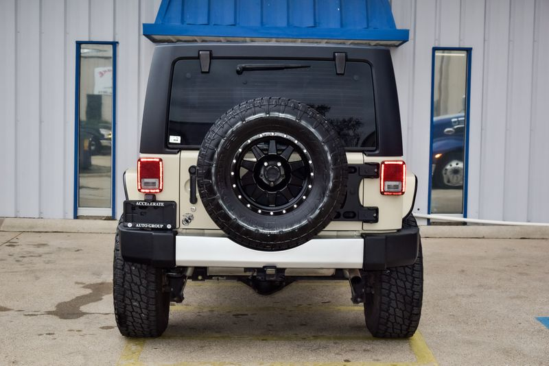 2011 Jeep Wrangler Unlimited Sport in Rowlett, Texas