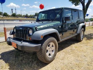 2011 Jeep Wrangler Unlimited Rubicon in San Antonio TX, 78233