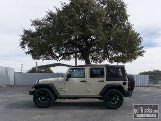 2011 Jeep Wrangler Unlimited Sport 3.8L V6 4X4 in San Antonio Texas, 78217