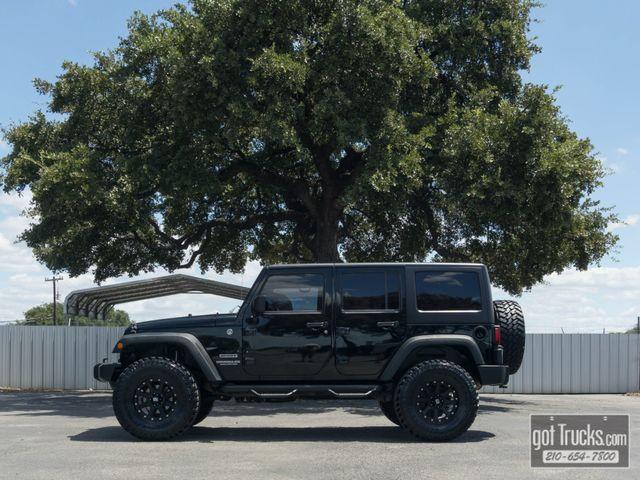 2011 Jeep Wrangler Unlimited Sport 3.8L 4X4
