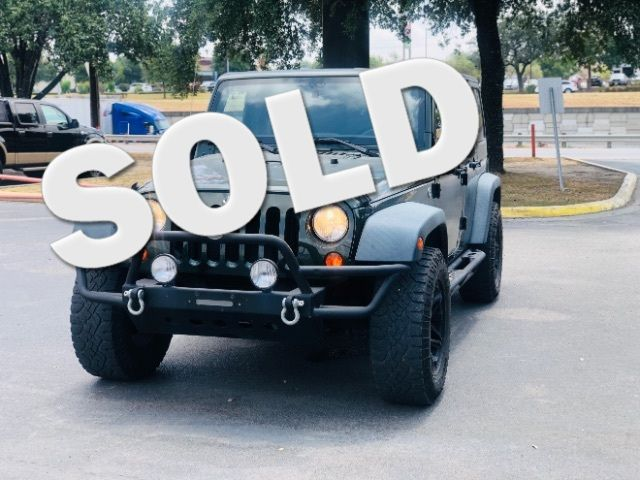 2011 Jeep Wrangler Unlimited Sport in San Antonio, TX 78233