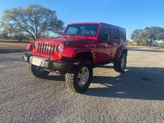 2011 Jeep Wrangler Unlimited Sahara in San Antonio, TX 78237