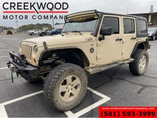 2011 Jeep Wrangler Unlimited Sport 4x4 Auto Lifted New Tires Winch Hardtop NICE in Searcy, AR 72143