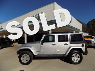 2011 Jeep Wrangler Unlimited Sahara Sheridan, Arkansas 0