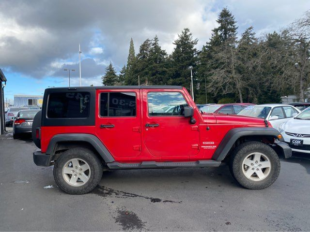 2011 Jeep Wrangler Unlimited Sport in Tacoma, WA 98409