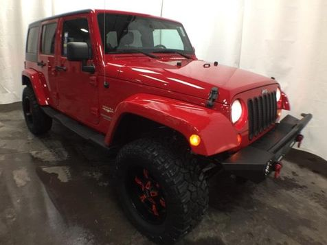 2011 Jeep Wrangler Unlimited Sahara in Victoria, MN